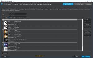 Ashampoo Burning Studio 19.0.1.6 Crack + License Key Free Download