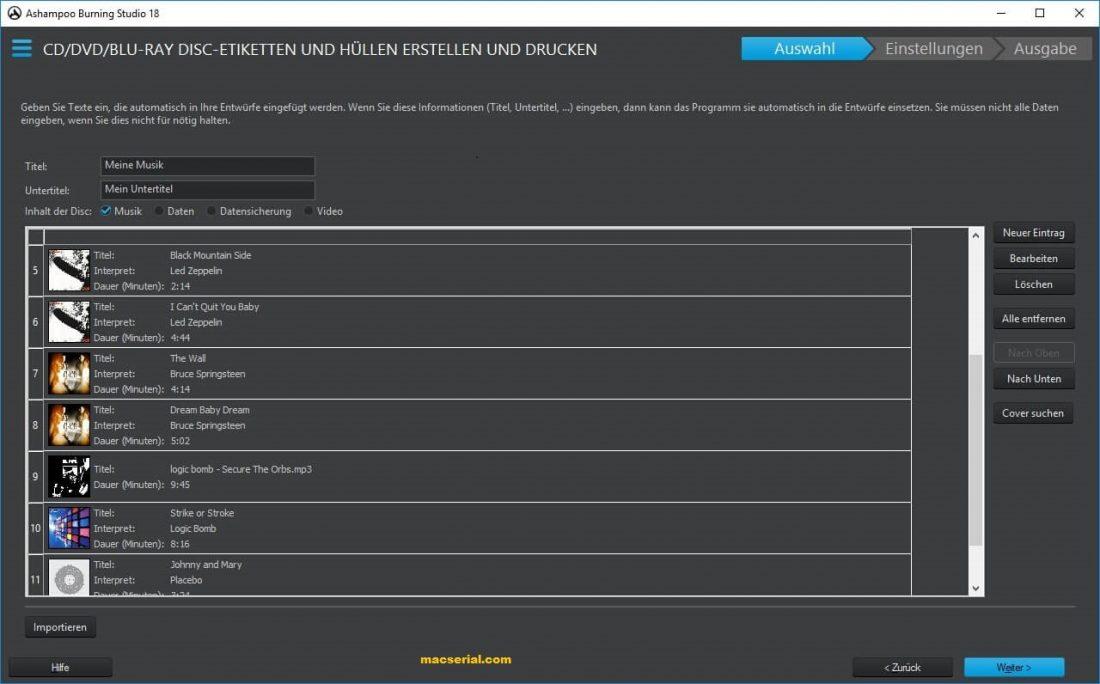 Ashampoo Burning Studio 19.0.1.6 Crack + License Key Free ...