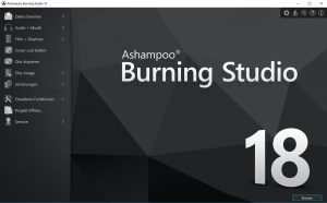 Ashampoo Burning Studio 19.0.1.6 Crack + License Key Free Download