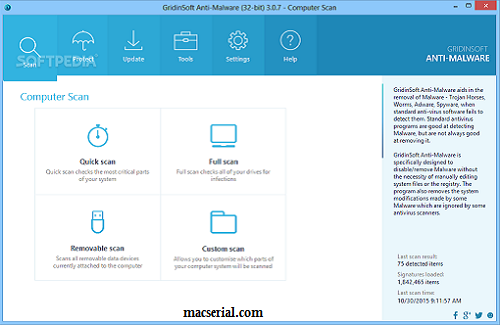GridinSoft Anti-Malware 4.2.8 Crack With Activation Key Free Download
