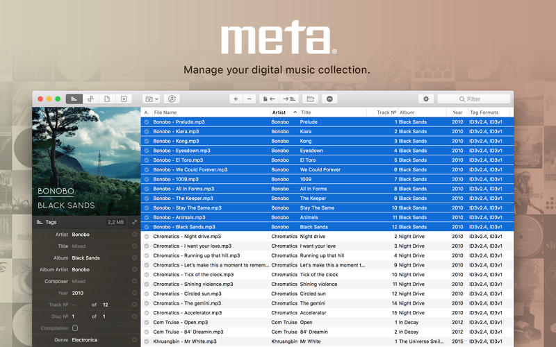 Meta 1.6.8 Free Download For (Mac OS X) Latest Version