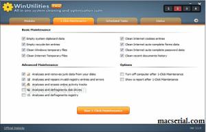 WinUtilities Pro 15 Crack + Serial Key [Updated] Free Download
