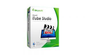 iSkysoft iTube Studio 6.1.1 Crack + License Key [Updated]