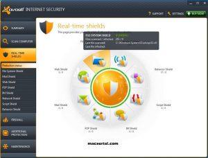Avast Internet Security 2018 Crack + License Key [Updated] Free Download