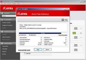 Avira Antivirus Pro 2018 Crack + License Key [Updated] Free Download