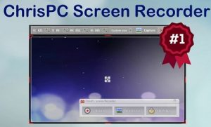 ChrisPC Screen Recorder Pro 1.40 Crack + Serial Key [Updated] Download