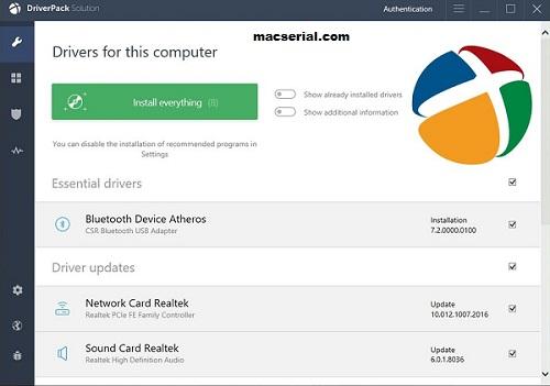 Скачать Driverpack Solution Offline Для Windows 7 64 Bit Torrent - фото 11