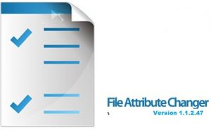 Attribute Changer 8.70 + Portable Full Free Download