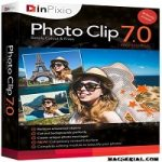 InPixio Photo Clip 8 Crack + Serial Key
