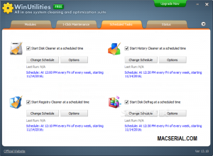 WinUtilities Pro 15.1 Crack + Licence Key Free Download