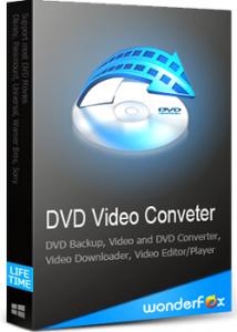 WonderFox DVD Video Converter 25.8 Crack With Serial Key Free
