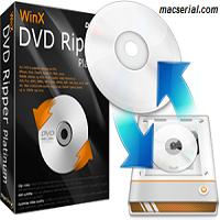 WinX DVD Ripper Platinum 8.6.0.208 Crack + License Key Free Download