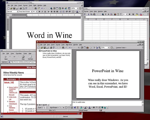 Wine 3.0 RC2/ Wine 2.0.3 Stable [Updated] Free Download