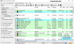 Bulk Crap Uninstaller 5.1 Crack With Portable Free Download