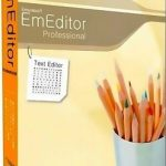 EmEditor Professional 17.3.1 Crack + License Key Full Download