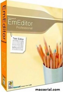 EmEditor Professional 21.1.4 Crack With License Key Free Download