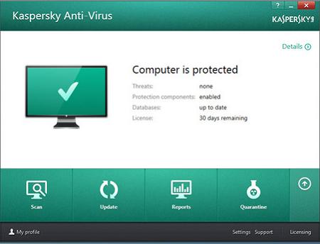 Kaspersky AntiVirus 2018 Crack + Activation Code [Updated]