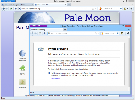 Pale Moon 29.4.1 Crack With Portable [x86/x64] Free Download