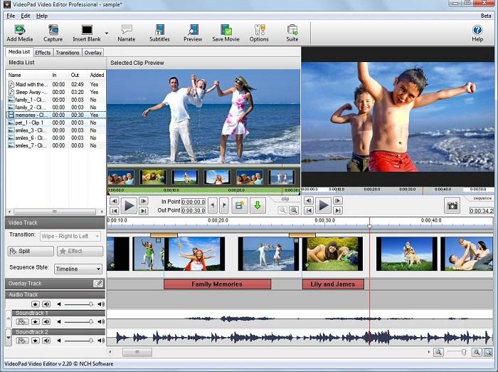 VSDC Video Editor Pro 5.8.7 Crack