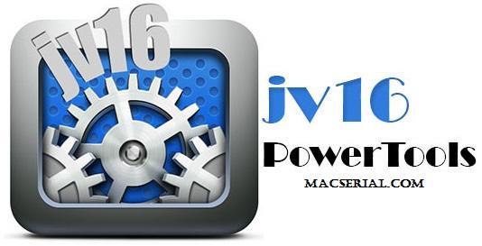 jv16 PowerTools 2017 4.1.0.1738 Crack Key Free Here!