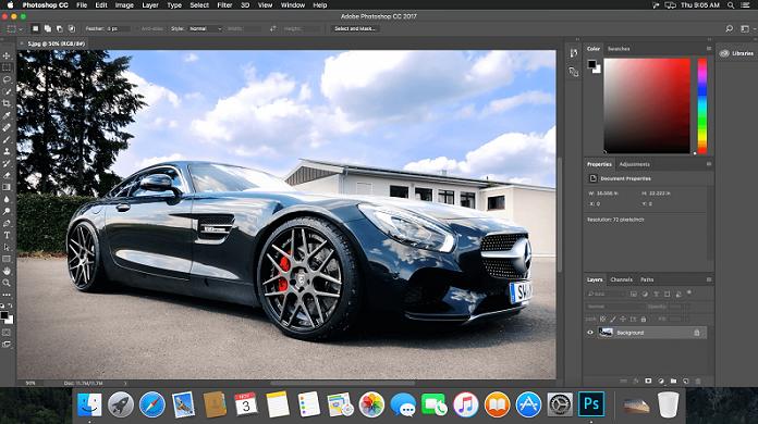 Adobe Photoshop CC 2018 19.1.0 Crack + Serial Key [Win/Mac] Download