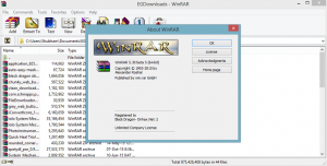 WinRAR 5.50 Beta 6 Keygen Latest [Cracked] Free Download