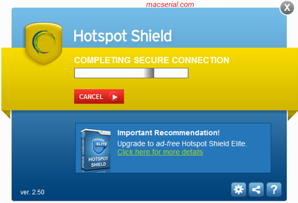 Hotspot Shield 7.6.2 Crack + Patch