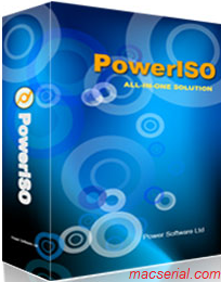 PowerISO 7.1 Registration Key