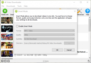 4k Video Downloader 4.4.2 Crack + License Key [Win/Mac] Free!