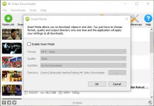 4k Video Downloader 4.4.2 Crack + License Key [Win/Mac] Free!