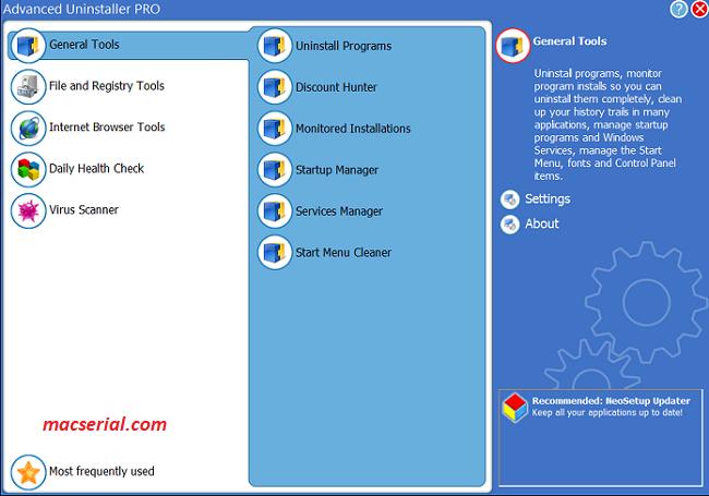 Advanced Uninstaller Pro 12.25 Crack + Serial Key Free Download