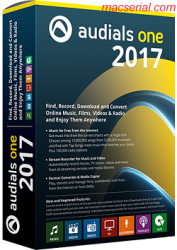 Audials One 2018.1 Crack + License Key [Updated] Free Download