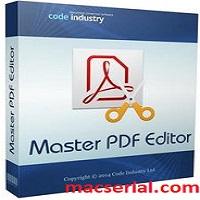 Master PDF Editor 4.3.62 Crack + Serial Key Free Download