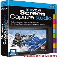 Movavi Screen Capture Studio 9.2.1 Crack