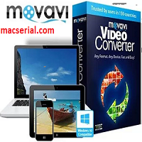Movavi Video Converter 18.1 Crack + Activation Key 2018 Free!