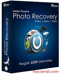 Stellar Phoenix Photo Recovery 8 Crack + Key
