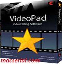 VideoPad Video Editor 6 Crack + Serial Key Free Download