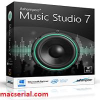 Ashampoo Music Studio 7.0.2.5 Crack + Serial Key Latest Free