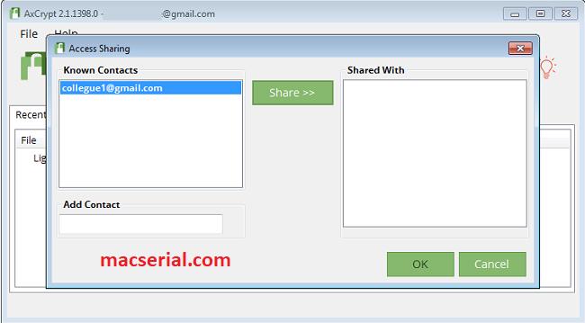 AxCrypt 2.1.1526.0 Portable + Crack Premium Download