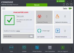 Comodo Internet Security Pro 10.0.2.6408 Crack + License Key Free Download
