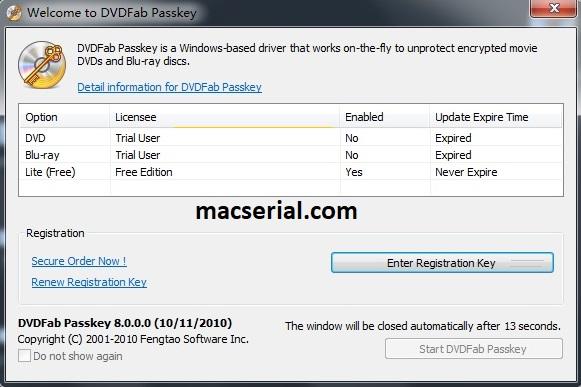 DVDFab Passkey 9.2.1.3 Crack + Patch Free Here!