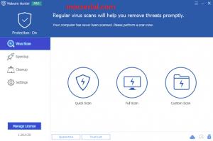 Glarysoft Malware Hunter Pro 1.50 Crack With License Key Free Download