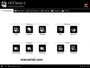 HDClone Pro 7.0.2 Crack + Keygen [Updated] Free Download