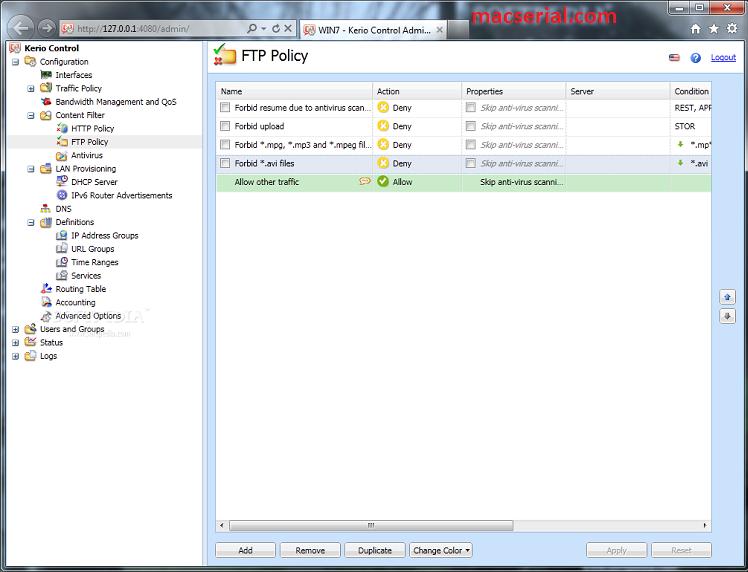 Kerio Control 9.2.3 Crack + License Key Free Here!