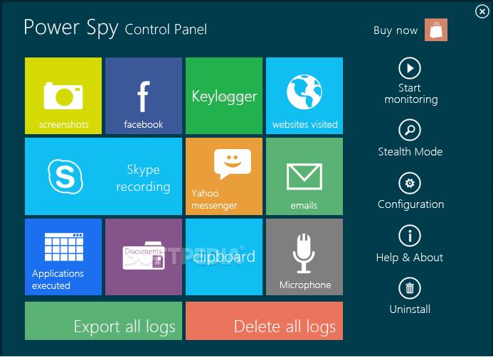 Power Spy 12.32 Crack + Serial Key Free Here!
