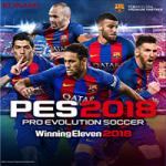 Pro Evolution Soccer 2018 Crack Key Full PC Free Download