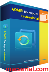 AOMEI Backupper Professional 4.0.6 License Key + Crack Free!