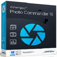Ashampoo Photo Commander 16 Crack + License Key Free Download