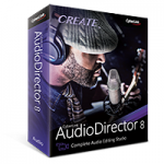 CyberLink AudioDirector Ultra 8 Crack