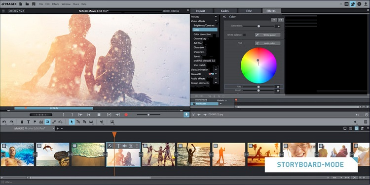 MAGIX Movie Edit Pro 2018 Premium Crack + Serial Numbers